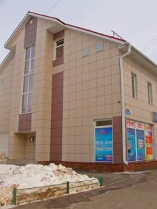 Фасадные работы infrus.ru